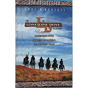 Lonesome Dove Collection  (Lonesome Dove/Streets of Laredo/Dead Man's Walk) movie