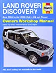 Land Rover Discovery Diesel Service a...