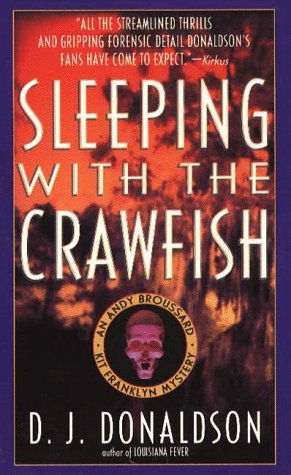 Image for Sleeping With the Crawfish (A St. Martin's dead letter mystery)