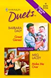 img - for Great Genes! / Make Me Over (Harlequin Duets, No. 13) book / textbook / text book