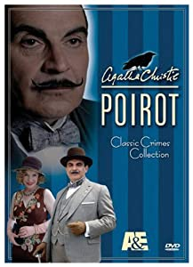 Poirot: Classic Crimes Collection (The Mystery of the Blue Train / After the Funeral / Cards on the Table / Taken at the Flood)