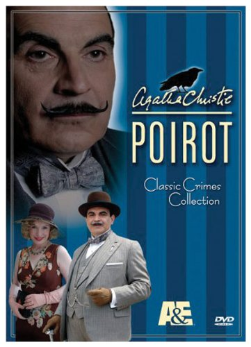 Poirot: Classic Crimes Collection (The Mystery of the Blue Train / After the Funeral / Cards on the Table / Taken at the Flood) (British Trains Dvd compare prices)