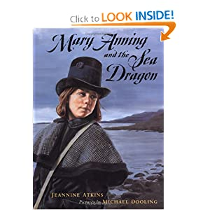 Amazon.com: Mary Anning and the Sea Dragon (9780374348403 ...