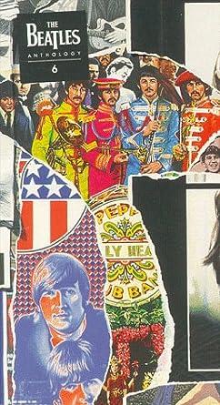Amazon Com Beatles Anthology 6 Vhs John Lennon Paul