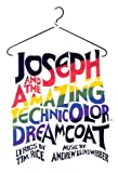 Joseph and The Technicolour Dreamcoat: Full Vocal Score (0711943931) by Rice, Tim