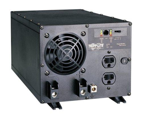 Tripp Lite PV2400FC Industrial Inverter 2400W 24V DC to AC 120V RJ45 5-15R 2 OutletB00006HNTL