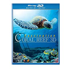 Fascination Coral Reef [Blu-ray 3D]
