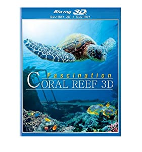 Fascination Coral Reef (Blu-ray 3D + Blu-ray)