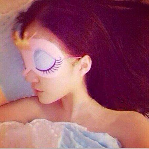 adecco-llc-cute-sleeping-beauty-cartoon-eye-mask-blindfold-for-kids-sweet-dreams-pink-by-adecco-llc