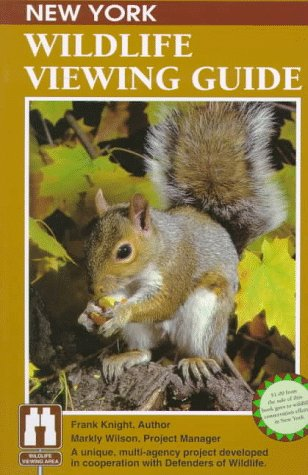 New York Wildlife Viewing Guide (Wildlife Viewing Guides Series)