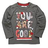 boboli, CAMISETA PUNTO ELÁSTICO - Camiseta para bebés, color laurel, talla 4 años