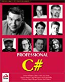 img - for Professional C# (Beta 2 Edition) book / textbook / text book