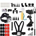 Deyard PRO33 GoPro Kit d'accessoires...