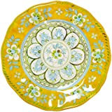 Le Cadeaux 9 in. Madrid Salad Plate