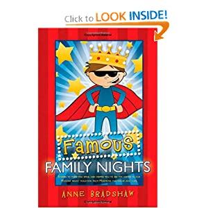 Famous Family Nights Anne Bradshaw