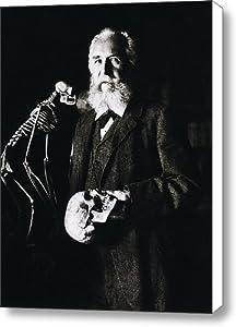 Ernest Haeckel 1834-1919 Standing Canvas Print / Canvas Art - Artist Everett