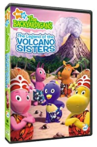 The Backyardigans - The Legend of the Volcano Sisters