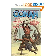 Conan: Sword of Skelos (Conan (Tor)) by Andrew Offutt
