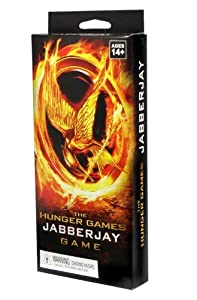 The Hunger Games Movie JabberJay Card Game