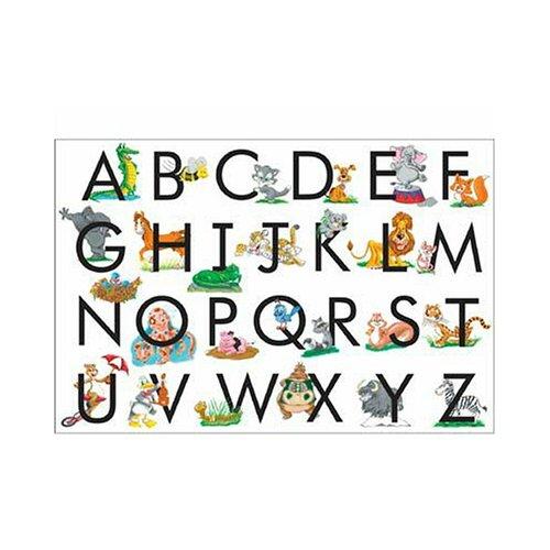 Cheap Fun Melissa & Doug ABC 24 Piece Floor Puzzle (B0006GVB60)