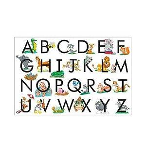 Melissa & Doug ABC 24 Piece Floor Puzzle