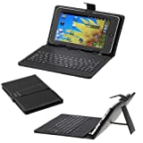 ODYS Uno X10 25.7 CM 10.1-Inch Tablet PC with 25.7 CM Black Keyboard Stand-Black