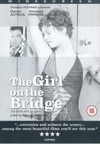 THE GIRL ON THE BRIDGE (IMPORT) (DVD)