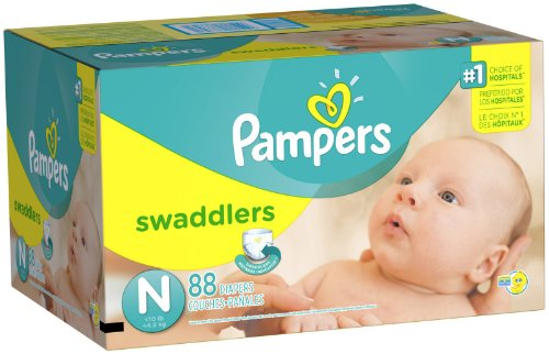Pampers Swaddler Newborn