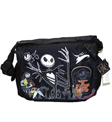 Nightmare Before Christmas Messenger Bags