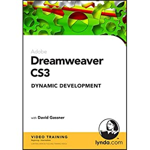 Lynda.com - Dreamweaver CS3 Dynamic Development (1 cd)