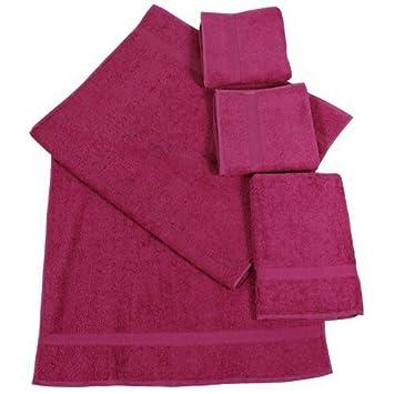 dyckhoff 900536669 lot lot de 2 serviettes essuie mains 2 serviette serviette de bain. Black Bedroom Furniture Sets. Home Design Ideas
