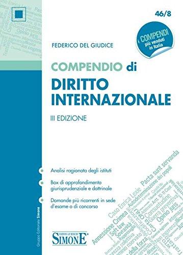 Compendio di diritto internazionale PDF