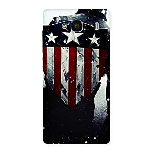 Ajay Enterprises Strong Sheild True Back Case Cover for Redmi 2 Prime