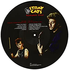 Stray Cats - Rockabilly Strut: Limited Edition Picture Vinyl - Amazon
