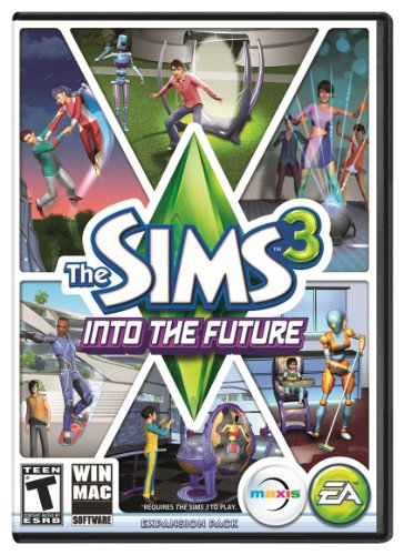 The Sims 3 Into the Future (Mac) [Online Game Code] image
