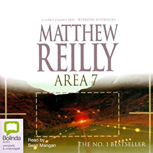 Area 7 | [Matthew Reilly]