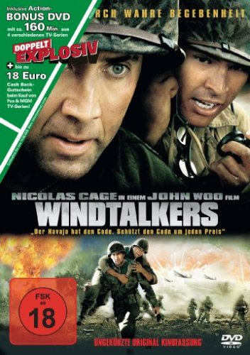 Windtalkers (+ Bonus DVD TV-Serien)