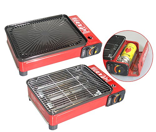 barbecue gaz valisette