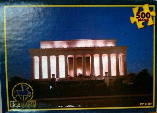 Lincoln Memorial Puzzle - 1