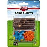 Kaytee Combo Chews, Apple Wood and Crispy Puzzle, 16 Pieces