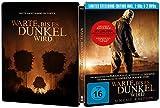 DVD Cover 'Warte, bis es dunkel wird (Uncut) - Steelbook (Limited Edition inkl. Der Umleger auf 4 Discs) [2 DVDs + 2 Blu-rays] (exklusiv bei Amazon.de)