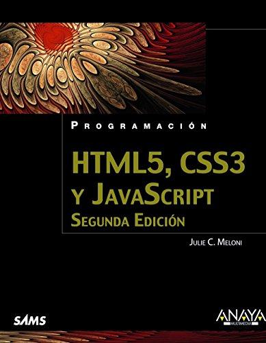 HTML5, CSS3 Y JavaScript - 2ª Edición (Programación)