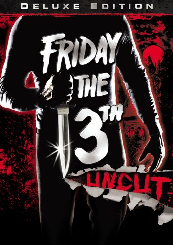 Cover art for  Friday the 13th Uncut (Deluxe Edition)