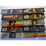 (10) Bob Marley King Rolling Paper 110mm Pure Hemp Cigarette Smoking Paper