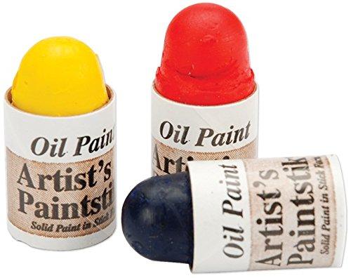 Mini Artist'S Paintstiks 3/Pkg.-Primary