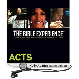 Inspired By... The Bible Experience: Acts (Unabridged)