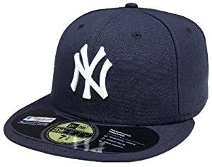 MLB New York Yankees Authentic On Field Game 59FIFTY Cap, 7 1/4, Navy