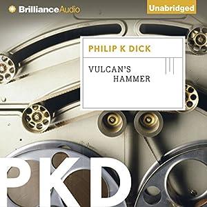 Vulcan's Hammer Audiobook