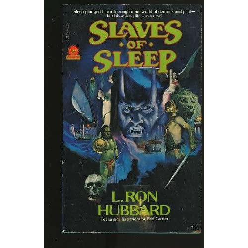 Slaves of Sleep: L. Ron Hubbard: 9780440176466: Amazon.com: Books