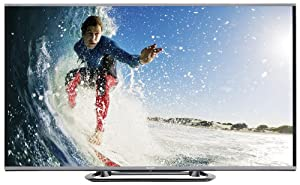Sharp 80-Inch LE857 Class Aquos® Quattron 1080p 240Hz LED 3D HDTV